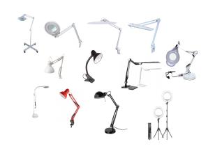 Лампы для мастеров