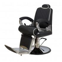 Кресло мужское Барбер МД-8771 Черный