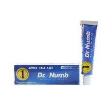 Крем Dr.numb, синий