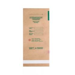 Упаковка крафт-пакетов 75*150 мм, 100 шт