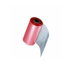 Фольга  профессиональная для парикмахерских работ. Цвет - Красный. Рулон 100 метров