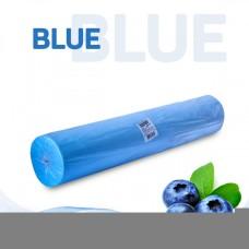 Простынь 70*200 см голубая Standart Plus 100 шт/рул
