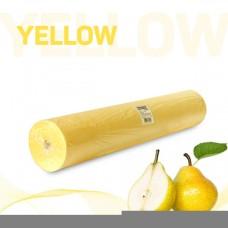 Простынь 70*200 см желтая Standart 100 шт/рул