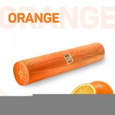 Простынь 70*200 см оранжевая Standart 100 шт/рул