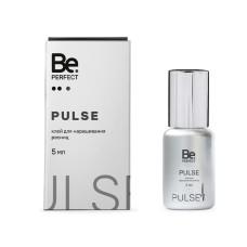 Клей для наращивания Be Perfect  Pulse  (коробочка) , 5 мл.