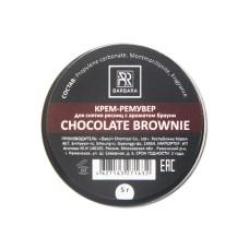 Крем-ремувер Chocolate Brownie Barbara для снятия нарощенных ресниц, 5 г.