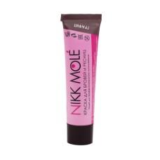 Краска для бровей  Nikk Mole (графит) 15 гр.